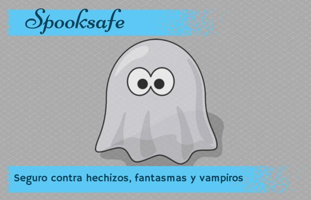 Spooksafe: Seguro contra hechizos, fantasmas y vampiros